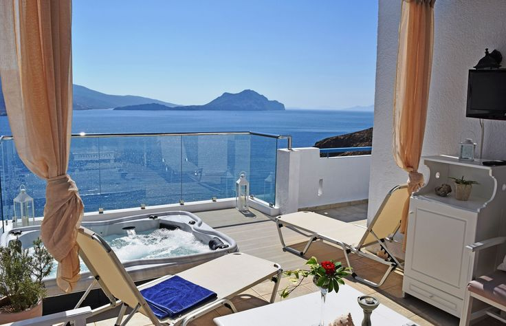 Honeymoon Suite - Aegialis Hotel & Spa Amorgos