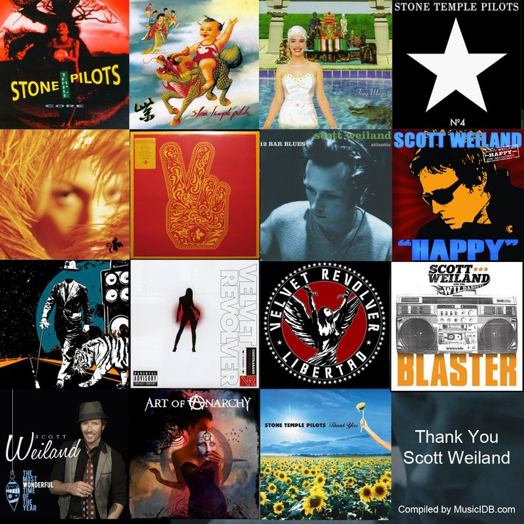Scott Weiland' discography of studio albums.