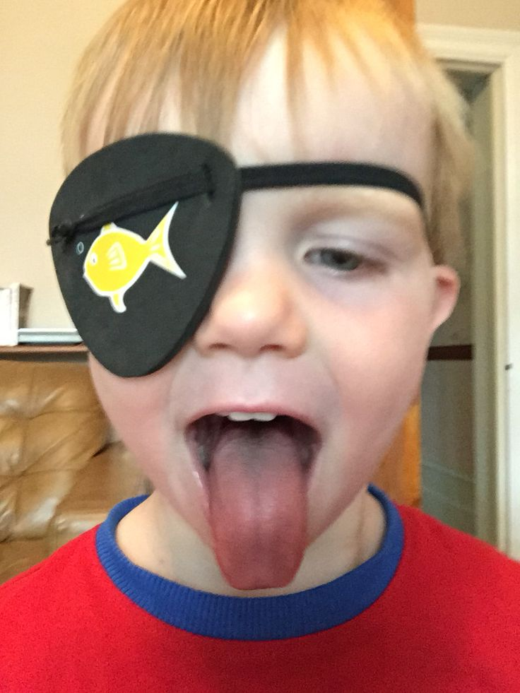 Little pirate!