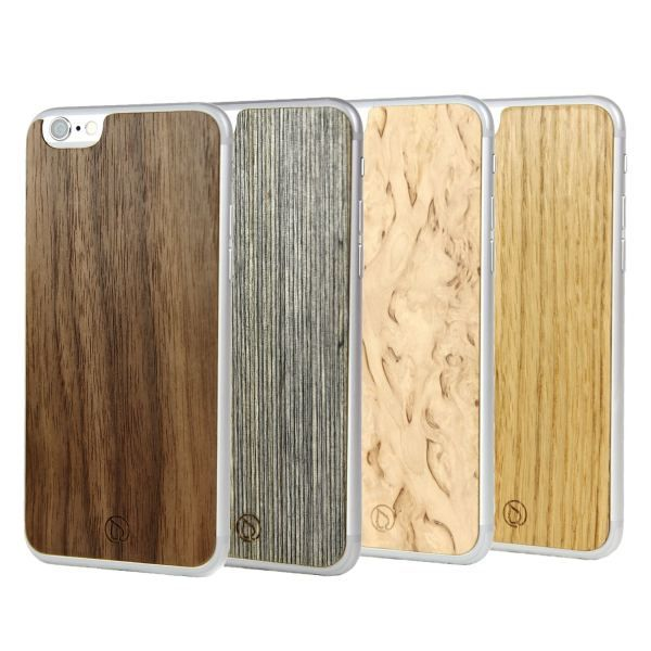 Lastu Wooden Skin for iPhone 6 All 2