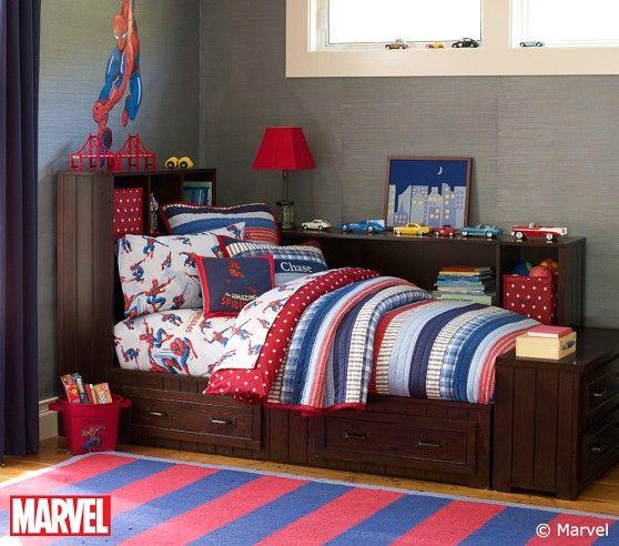 10 mejores imágenes de Spider-Man Room Decor en Pinterest | Pottery ...