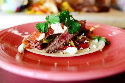Beef Fajitas   The Pioneer Woman Cooks   Ree Drummond