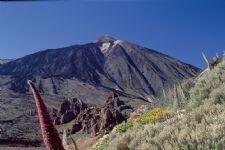 1. Parque Nacional de Las Cañadas del Teide