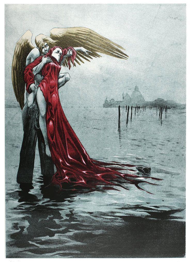Venise sauvée des eaux Yslaire