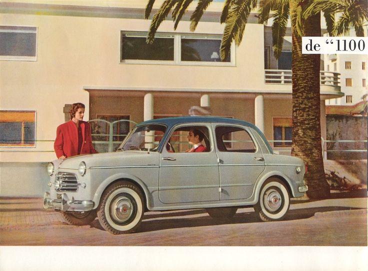 Fiat 1100  export   1960-1962
