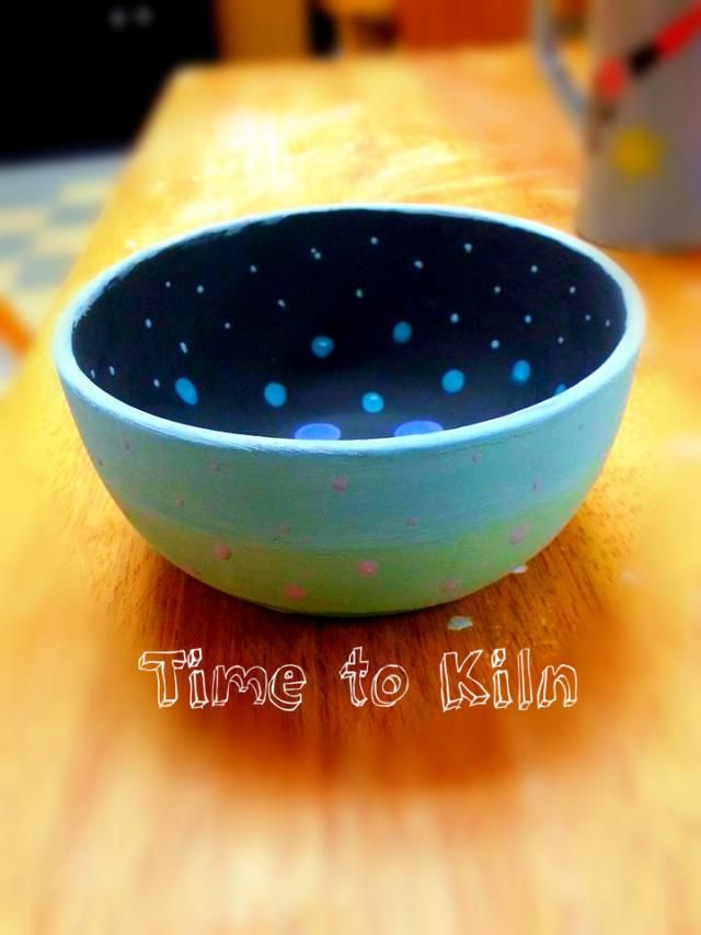 Time to Kiln Denton. Paint your own pottery- everything from bowls and mugs to flower pots and piggy banks. Sounds like a fun date idea or girl's night.