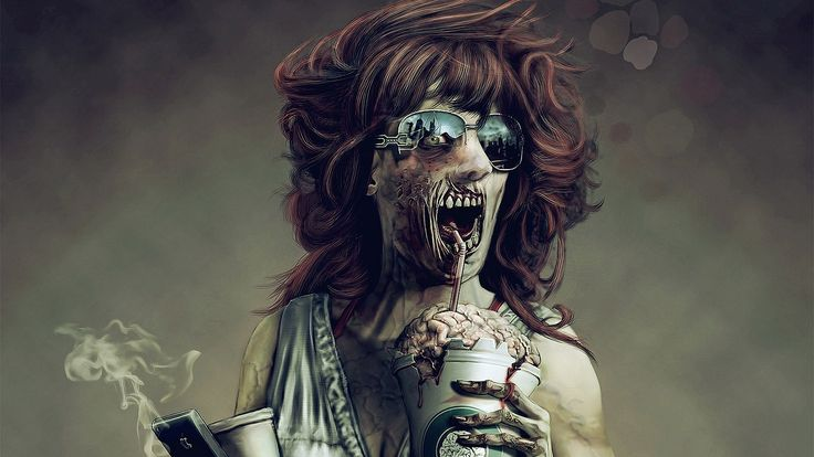 #1462043, HD Widescreen zombie pic