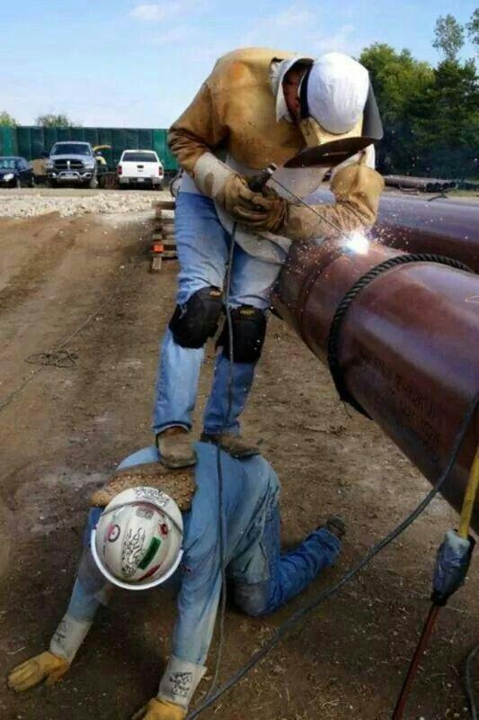 Nooooo Hahaha Welding Pinterest Pipeline Welders