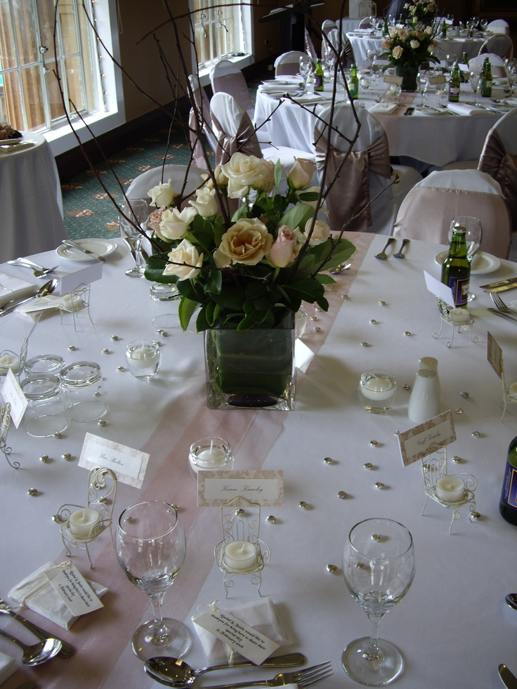 #freshflowers #weddingcentrepiece