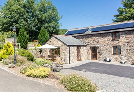 Disabled Accommodation Self-catering Holiday Cottages in Cornwall, Todsworthy Farm