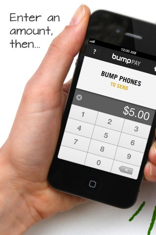 Forget Cash And Checks : Now Just Bump Your Money To Anyone [Download NOW]