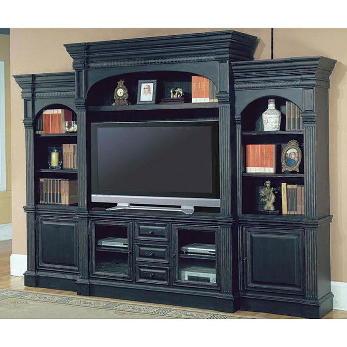 23 Best Entertainment Wall Unit Images On Pinterest For