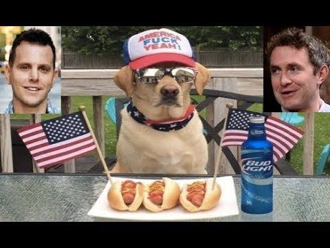 Douglas Murray & Dave Rubin Talk about the slow erosion of American & We...