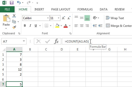 In this tutorial I will show you how to use the Count and Sum functions in Excel