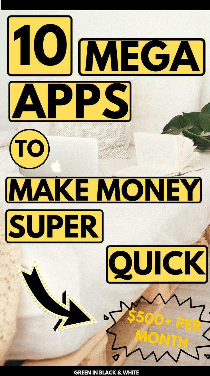 A post about 10 apps that make you money. It explores 10 money making apps to … – Creative Ways to Make Money