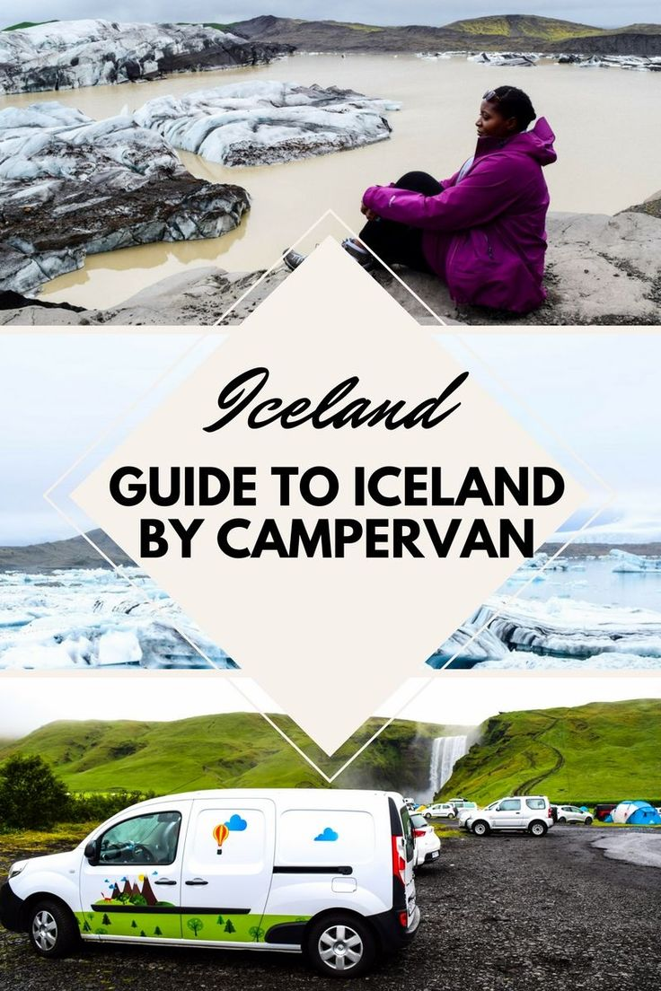 Renting a car or camper van in Iceland - everything you need to know in one post! #iceland #adventure #traveltips #travel #blogger #campervan #bluelagoon #waterfalls #camping