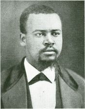 "While in bondage, John Adams Hyman repeatedly broke laws prohibiting his education so he could learn to read and write, and as a result, was sold at least eight times. After his emancipation, Hyman sought with equal determination to become the first black U.S. Representative from North Carolina. Though the shy legislator made no speeches on the House Floor, a letter to Senator Charles Sumner of Massachusetts, written in 1872, demonstrated his eloquence. ""If [an African American] is a man,""…"