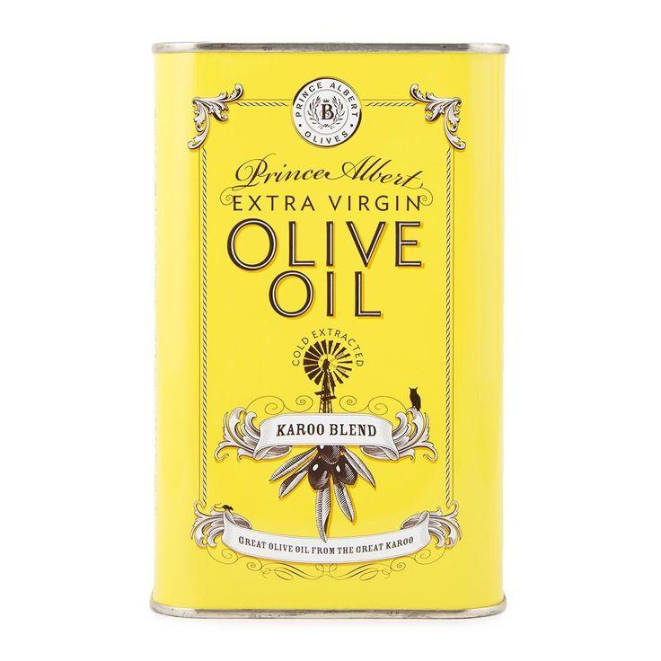 Prince Albert Extra Virgin Olive Oil 500ml