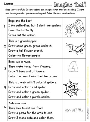 27 best life skills follow directions worksheets images on pinterest activities kindergarten. Black Bedroom Furniture Sets. Home Design Ideas