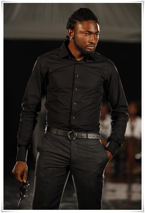 Uti Nwachukwu Is Nigeria's Hottest Male Model.