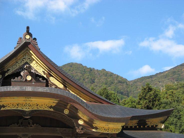 弥彦神社 Yahiko-jinja (shrine)