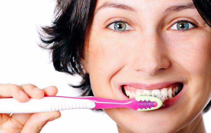 Como Escovar os Dentes Corretamente