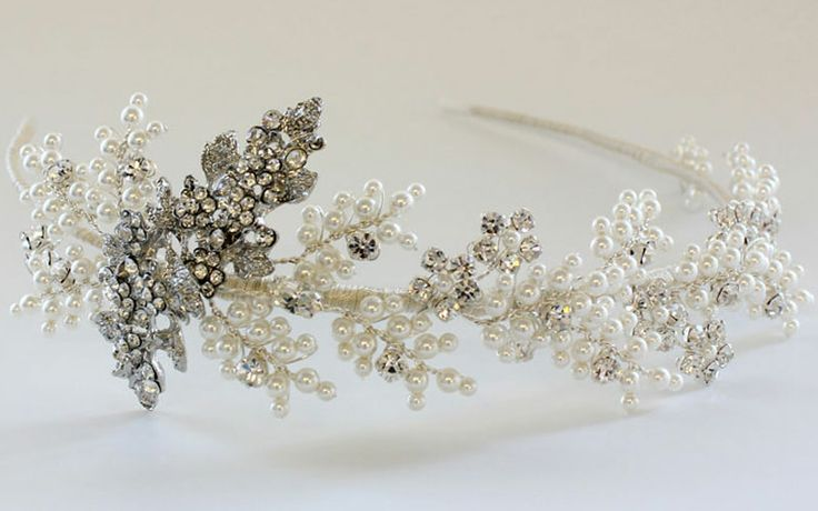 TR1580A: Richard Designs Accessories from Poppy Bridal