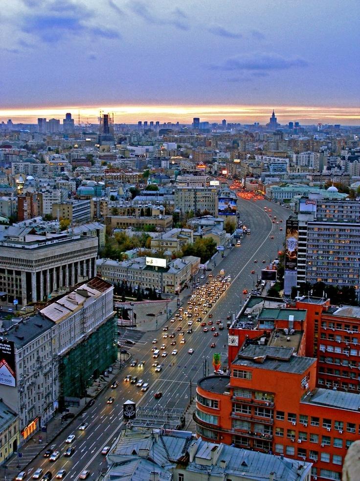 Moscow. Via Skyscraperscity. www.albertalagrup.com