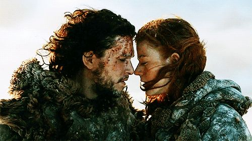 Jon Snow and Ygritte DTR Outside of Westeros  - ELLE.com