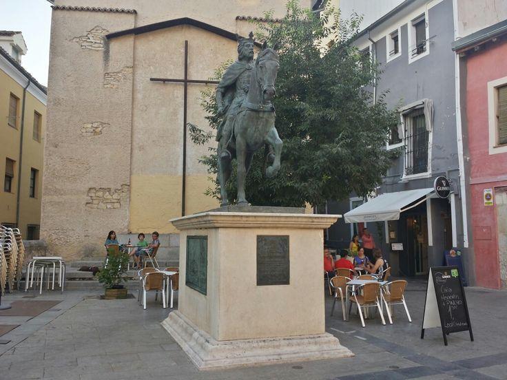 Rey Alfonso VIII, Cuenca
