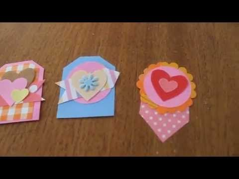 Embellecedores caseros  para Scrap - Homemade Embellishments