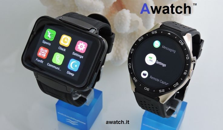 Awatch Vision  Smartwatch phone 3G 2 inch display  http://www.awatch.it/awatch-vision.htm