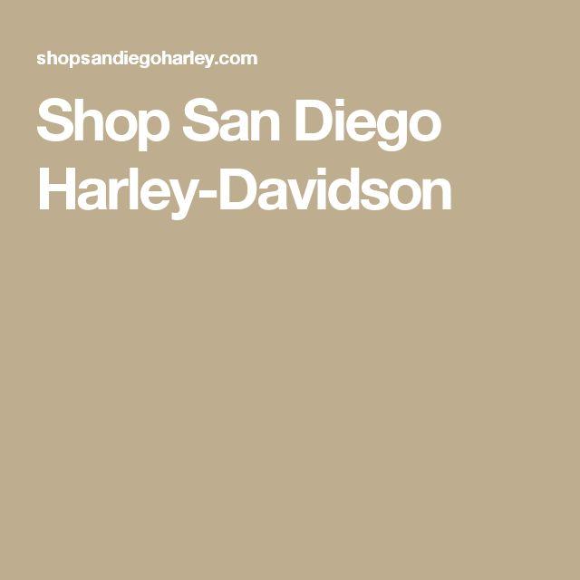 Shop San Diego Harley-Davidson