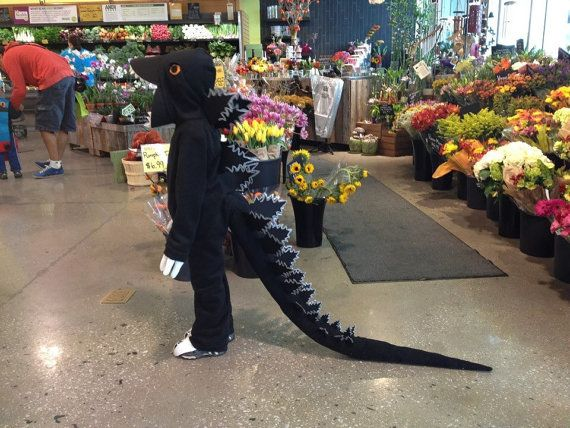 Hey, I found this really awesome Etsy listing at https://www.etsy.com/listing/202877552/godzilla-halloween-costume-made-to-order