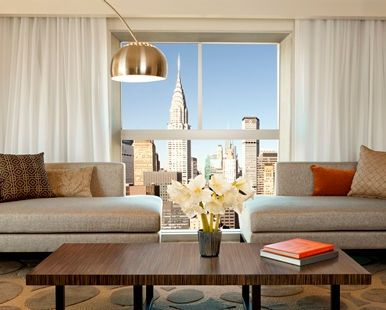 Millennium Hilton New York One UN Plaza Hotel, NY - Two Bedroom Suite | NY 10017