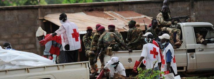 Zwei Tage Gewalt: Die Zentralafrikanische Republik spitzt sich zu