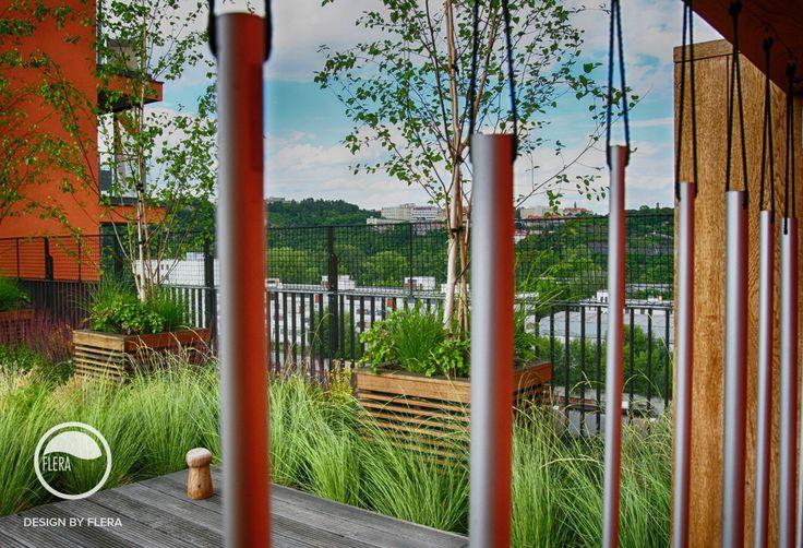 #landscape #architecture #garden #rooftop #meadow #resting #place