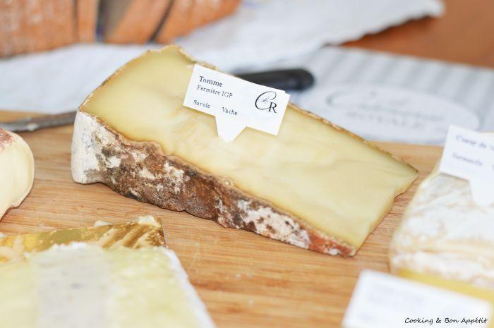La tentation fromage de la Crèmerie Royale