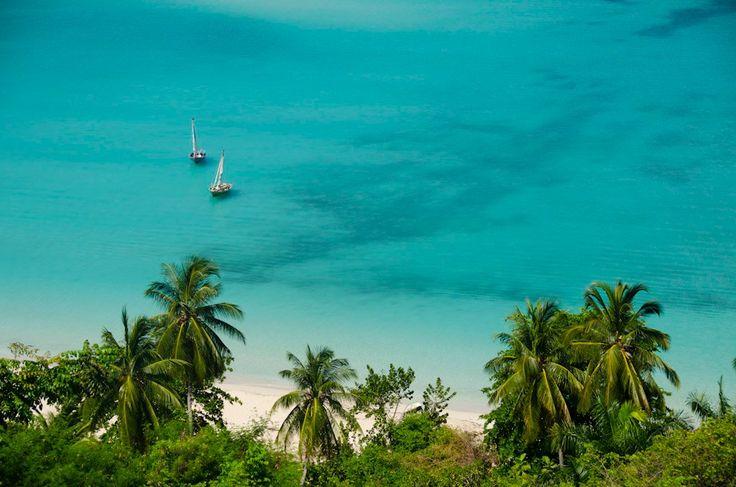 haiti, ile a vache