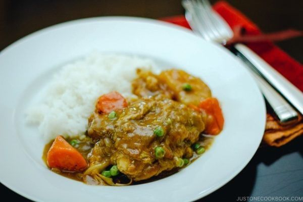Chicken Curry チキンカレー Just One Cookbook Recipe In 2020 Curry Chicken Easy Japanese Recipes Curry Recipes