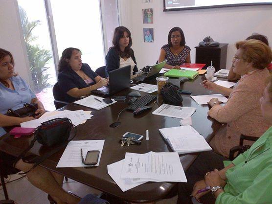 Reunión Mensual del Consejo Consultivo Ciudadano del Observatorio de los Derechos de la Niñez y Adolescencia (ODENA)