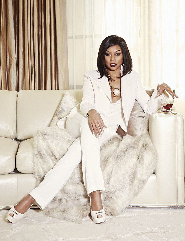 Taraji P. Henson covers the latest issue of Bella NYC magazine photographed by John Russo.