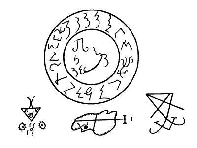 Grimoirium verum full sigil of lucifer - Theistic Satanism - Wikipedia, the free encyclopedia