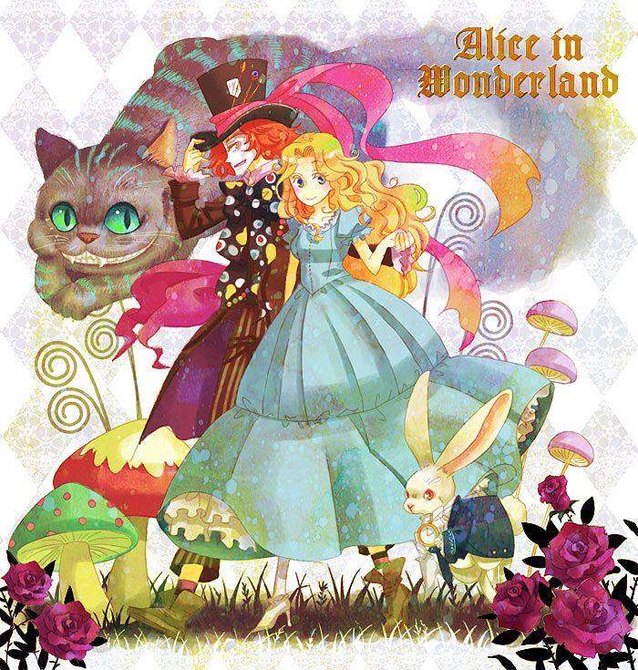 /Alice in Wonderland (2010 film)/569224 Zerochan