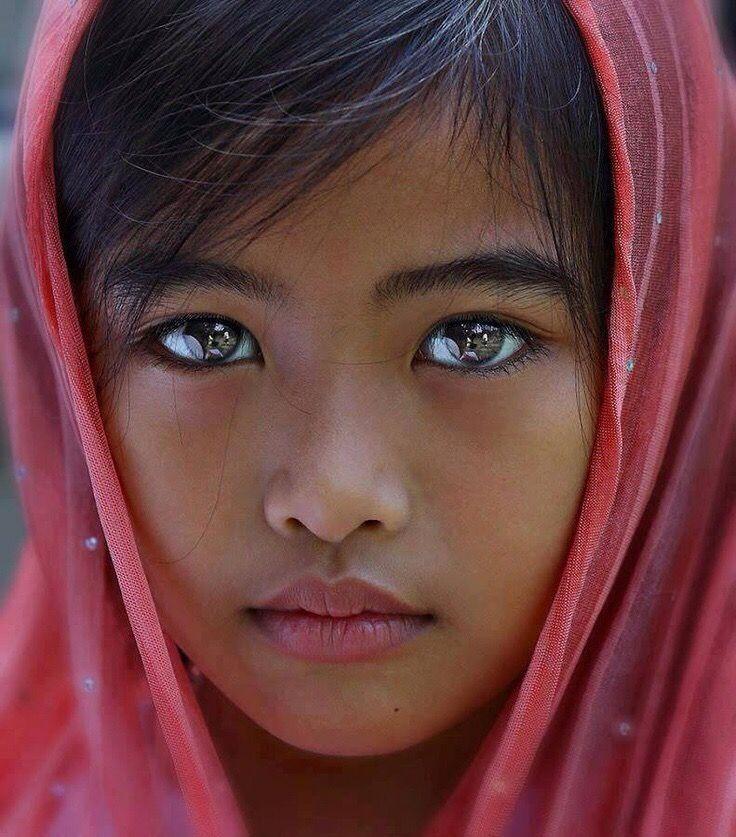 они разные, красивые и редкие глаза на фото самом