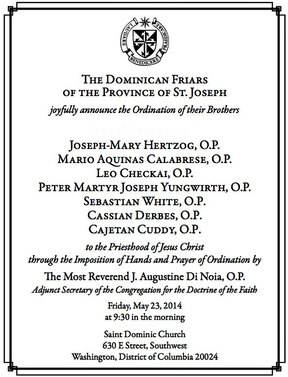 15 best ordination reception images on pinterest first holy ordination invitation stopboris Choice Image