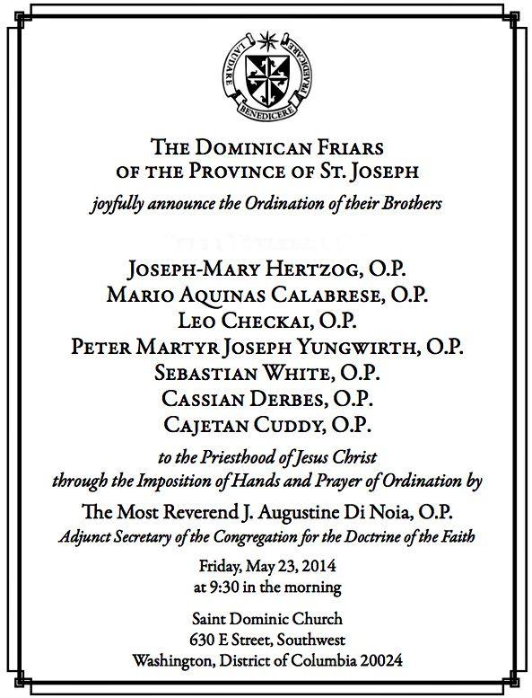Sample Pastor Ordination Invitation Cards