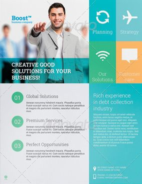 Business flyer design templates multipurpose business flyer template business flyer design templates image collections business cards ideas wajeb Gallery