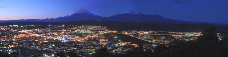 Petropavlovsk-Kamchatsky, Kamchatka