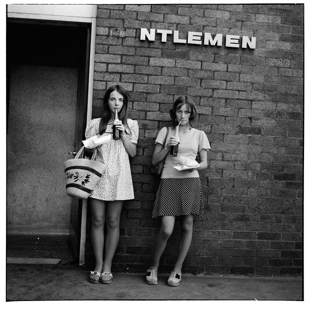 Tom Wood, NTLEMEN, Cowley, Oxford, 1973, from Tom Wood: Photographs 1973-2013, National Media Museum Bradford